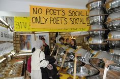 Thomas Hirschhorn, Exhibiting poetry today : Manuel Joseph», CNEAI, Chatou, France, 2010