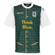 Camiseta del 1860 München 2015-2016 Edición Oktoberfest #Oktoberfest