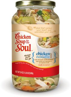 Chicken Soup for the Soul to launch food line, starting with soup