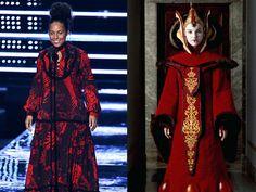 El estilista de la reina Amidala aprueba a Alicia Keys.
