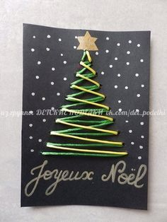 Diy happy new year cards paper craft ideas pop up card ideas – Artofit Simple Christmas Cards, Christmas Card Crafts, Christmas Greeting Cards, Christmas Projects, Handmade Christmas, Christmas Fun, Holiday Cards, Christmas Decorations, Christmas Ornaments
