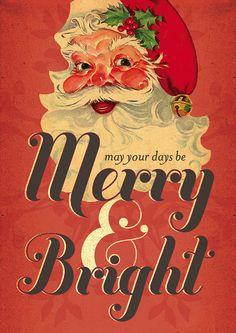 Merry and Bright Santa!