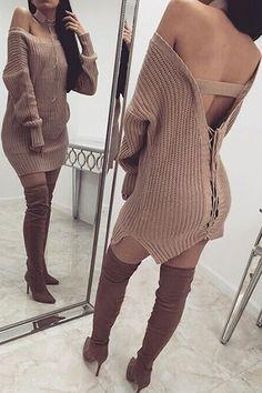 m.lovelywholesale.com wholesale-sexy round neck long sleeves backless coffee acrylic mini dress-g154452.html?utm_source