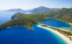 Blue Lagoon of Oludeniz Turkey best image