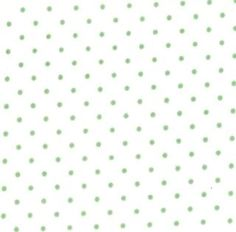 Moda Essential Dots Spring Green 8654 63 White and by Jambearies Thing 1, Great Backgrounds, Polka Dot Fabric, Green Dot, Spring Green, Baby Quilts, I Shop, Essentials, Dots
