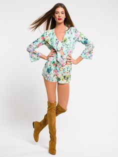 TUTA MOCKA #metjeans #metloves #sprinsummer17 #ss17 #collection #spring #summer #outfit #fashion #womenfashion #women #apparel #jeans #denim #flowers