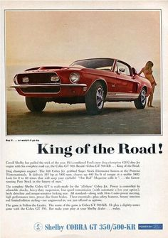 King of the Road ad.