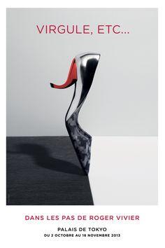 Roger Vivier Retrospective Exhibition - Paris Fashion Week (Vogue.com UK)