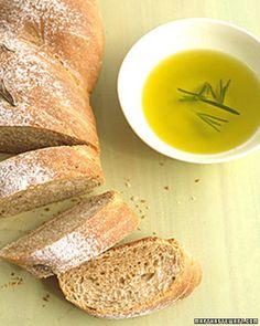 Rosemary Bread - Martha Stewart Recipes