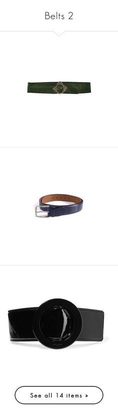 """Belts 2"" by thesassystewart on Polyvore featuring accessories, belts, men's fashion, men's accessories, men's belts, mens belts, mens navy blue leather belt, mens leather belts, mens navy blue belt and yves saint laurent belt"