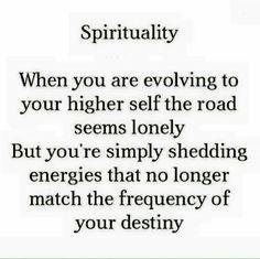 Shedding energies