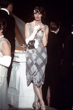 THE GREAT GATSBY LOIS CHILES as Jordan Baker