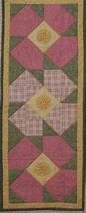 Free Patterns For Quilted Table Runners
