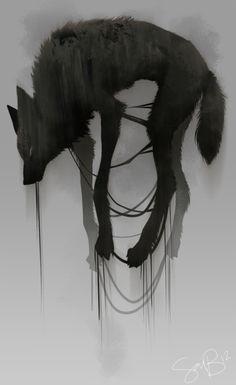Loss by Sajira - wolf mist