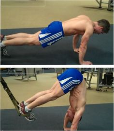 Ultimate TRX Abs Training Workout