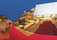 Guide de voyage Escapades | Festival de Cannes : la palme d'or du 7ème art - Partageco.fr © SEMEC-PERREARD