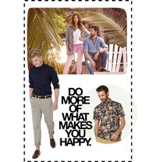 Do more of what makes you happy by jj-van-gemert on Polyvore
