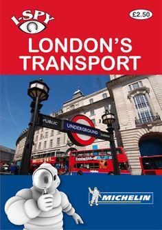 I Spy London's Transport - Michelin.