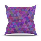 Found it at AllModern - Abstract by Louise Throw Pillow