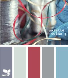 Palette Twine - http://design-seeds.com/index.php/home/entry/palette-twine