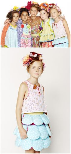 Parsons designs for 2014, photography by Alix Martinez, kids fashion, petite parade, new york city