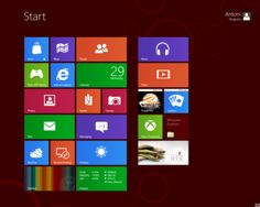 Microsoft efforts to appeal to businesses with Windows 8