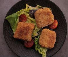 """750g vous propose la recette """"Croquettes de Babybel"""" accompagnée de sa version vidéo pour cuisiner en compagnie de Chef Damien et Chef Christophe."""