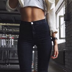 darle jeans,  abs