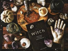 What Real-Life Witches Think About Crystals and Tarot Becoming Trendy Witch Alter, Orange Pastel, Autumn Witch, Hogwarts, Real Witches, Teen Witch, Yennefer Of Vengerberg, Wicca Witchcraft, Magick Book
