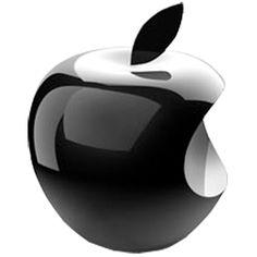 Wallpaper Iphone - Black Apple - Wallpapers World Black Apple Wallpaper, Black Hd Wallpaper Iphone, Trendy Wallpaper, Mac Wallpaper, Wallpaper Backgrounds, Logo Apple, Apple Picture, Iphone Logo, Apple Products
