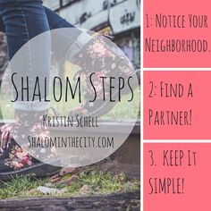 Podcast Episode O5: Meet Shalom Sista Kristin Schell   Shalom in the City