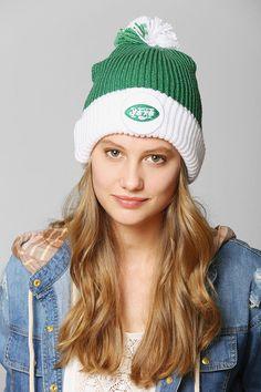 d7c0a13e12f Mitchell   Ness NFL Beanie. Winter HatsUrban OutfittersMen s ...