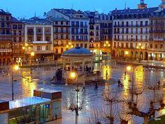 Pamplona, Navarra, España - Descúbrela en el vídeo - http://irpor.com/pamplona-navarra-espana/
