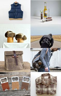 Elite 16 Men's Gift Guide by Jeff Iblings on Etsy--Pinned with TreasuryPin.com