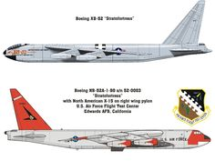 Us Military Aircraft, Military Jets, B 52 Stratofortress, Strategic Air Command, Us Air Force, Nose Art, Cutaway, Planes, Paper Models