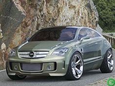 Opel Antara GTC.
