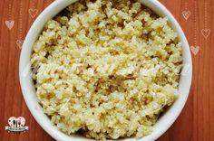 Cómo preparar quinoa