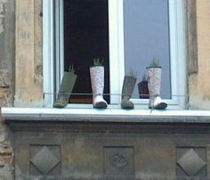 Krakow planters