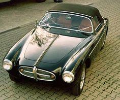 Vignale Ferrari 212 Export Convertible 1951