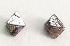 WHOLESALE 10 Pcs Brown Rough Diamond Crystal Raw by gemsforjewels