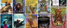 New Upper Elementary (Middle Grade) Chapter Books – Winter 2012
