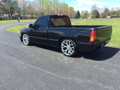 SHOW & SHINE DISCUSSION - Lowered on - Does anyone have a chevy truck lowered on Is there any tire clearance issues? Pics and info would be great! Custom Pickup Trucks, Custom Truck Parts, Chevy Pickup Trucks, Classic Chevy Trucks, Gm Trucks, Chevrolet Trucks, Dually Trucks, Classic Cars, Custom Silverado