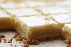 Barefeet In The Kitchen: Sunburst Lemon Bars ~ Gluten Free or Not