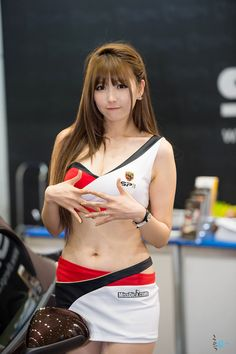 Lee Eun Hye Seoul Auto Salon 2014 SPI