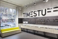 TIMESTUFF store by Susanne Kaiser Architektur & Interiordesign, Berlin – Germany » Retail Design Blog