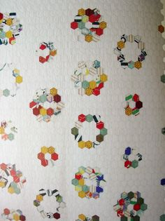 Treefall design (Quilt from Japanese designer Yoshiko Jinzenji)  Paperpieces.com