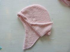 Kapuze nähen Winter Hats, Fashion, Baby Sewing, Cowl, Fabrics, Bathing, Tutorials, Moda, Fashion Styles