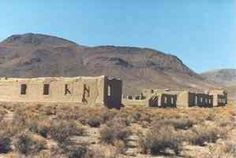 Fort Churchill,NV - Lyon Co - 2WD - Built in 1860 as protection against American Indian attacks - US Army outpost. Silver Spring, NV - 7 miles south on US95, then 1 mile west on Old Fort Churchill Rd. Historic Park. Remains: a few buildings and foundations.
