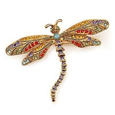 Dragonfly Collection | WF Stores | Anna-&-Ava-Beaded-Statement-Necklace