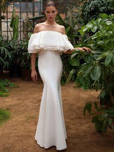 Dior Wedding Dresses, Second Wedding Dresses, Dresses To Wear To A Wedding, Bridal Dresses, Zac Posen, Fashion Weeks, Christian Dior, American Wedding, Bridal Fashion Week